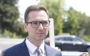 Waldemar Buda chce przywrócenia marki łódzkiego włókiennictwa.