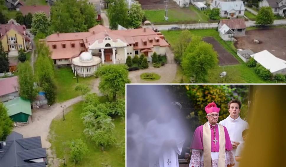 Film do artykułu: Majątek arcybiskupa Głódzia. Szokująca prawda o posiadłości Sławoja Leszka Głódzia w Bobrówce na Podlasiu wartej miliony zł
