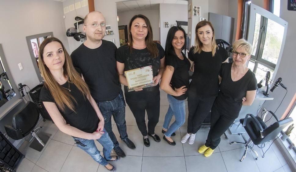 Radomski Laur Piękna 2016 Wybieramy Najlepsze Salony Fryzjerskie W