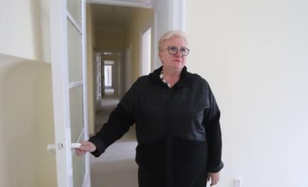 Pani Bożena Naniewicz jest jedną ze stu przyjętych do programu rodzin zastępczych
