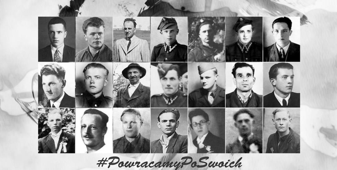 Poszukiwanie ciał ofiar nazizmu i komunizmu przez IPN ma w sieci hasztag  #powracamyposwoich.