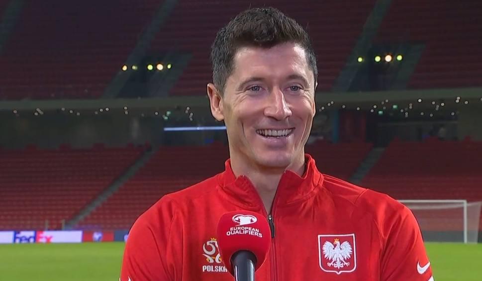 Film do artykułu: Robert Lewandowski o meczu Albania - Polska: W ofensywie można było zrobić więcej, ale najważniejszy jest wynik