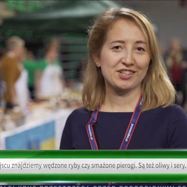 Agro Pomorska odc. 83: Targi Nasze Dobre z udziałem KGW i rolniczy handel detaliczny [wideo]