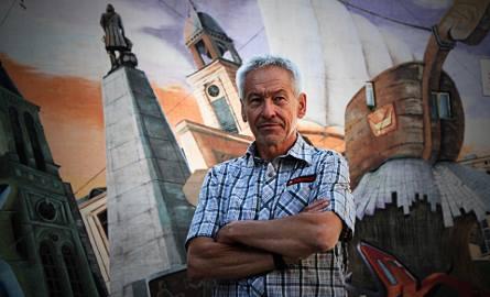 Piotr Pustelnik: Chcę być sprawniejszy, lepszy, niż jestem