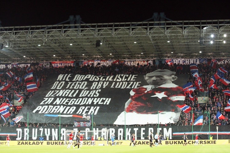 Zdjęcia z meczu Wisła Kraków - Jagiellonia Białystok 2:2 [GALERIA]