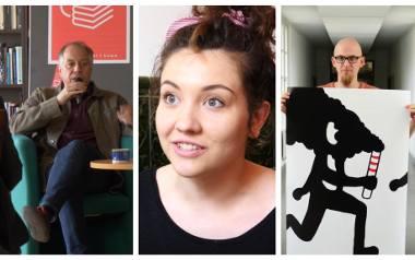 Nowy odcinek wideo magazynu Trendy: Szczecińska Beza, spotkanie utorskie z Krzysztofem Wargą i ilustratorzy z naszego miasta w Hongkongu