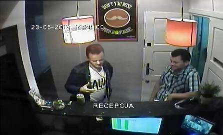 Poznań: Włamali się do szafki w hotelu. Szuka ich policja