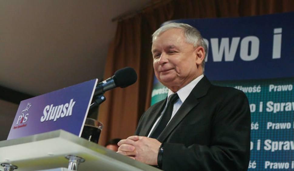 Film do artykułu: Jarosław Kaczyński, lider Prawa i Sprawiedliwości przyjedzie do Słupska