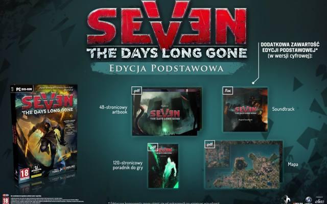Seven: The Days Long Gone. Szczegóły polskiego wydania (wideo)