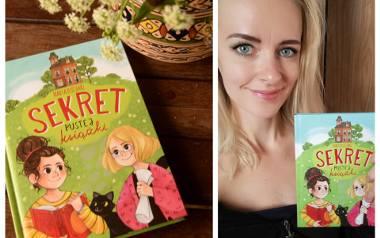 Szczecinianka wydała książkę dla dzieci, która zachęca do czytania
