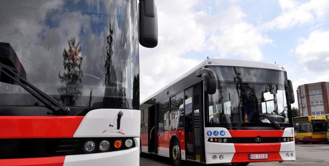 Do Miejskiego Zakładu Komunikacji trafiły już dwa nowe autobusy, napędzane silnikami diesla.