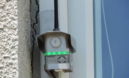 Aparatura do mierzenia pyłu ma być połączona z wyświetlaczami LED, które będą pokazywać aktualny poziom pyłu w powietrzu.