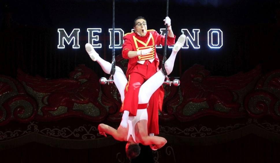 Film do artykułu: Włoski cyrk Medrano zachwycił kielczan. W niedzielę kolejny dzień występów
