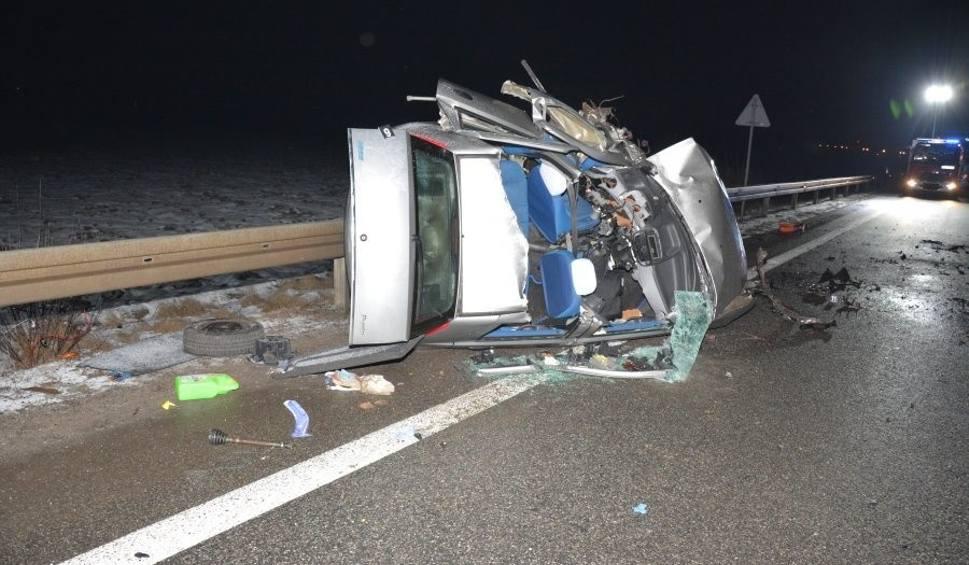 Film do artykułu: Nowe szczegóły dotyczące tragedii w Trześni. Policjant zginął, nie on przyczynił się do wypadku (zdjęcia)