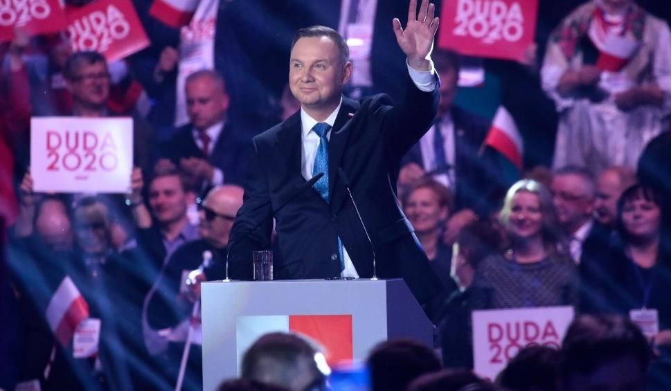 """Film do artykułu: Konwencja Andrzeja Dudy w Warszawie. """"Największe takie wydarzenie od 1989 roku"""" [RELACJA]"""
