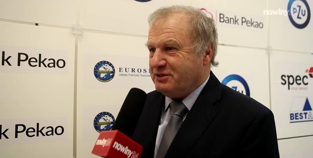 Eugeniusz Niemiec jest prezesem 4-ligowego Wisłoka Wiśniowa