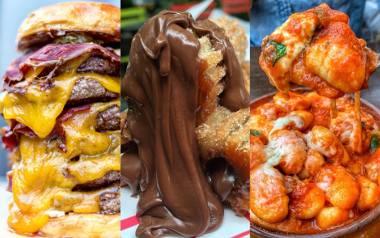 """#Foodporn. Tłuste, kaloryczne, niezdrowe. To jedzenie """"uratuje życie"""" w dni takie jak ten!"""