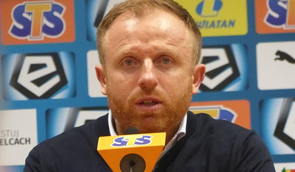 Film do artykułu: Ekstraklasa. Piotr Stokowiec, trener Lechii: Dla nas to jest strata dwóch punktów