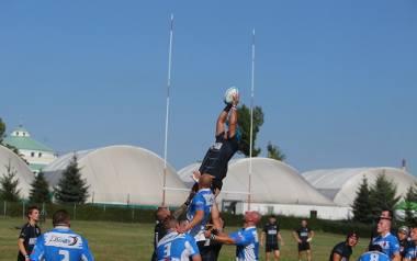 Obok kortów działa boisko do rugby
