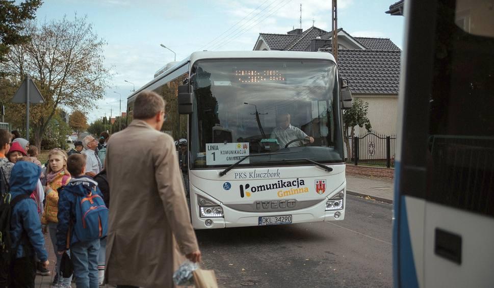 Film do artykułu: Autobus miejski już kursuje po Kluczborku. Niektóre kursy zostaną przedłużone