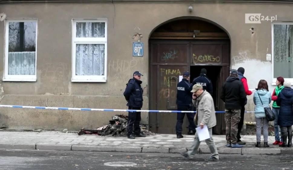 Film do artykułu: INFO Z POLSKI: Tragiczny pożar w Szczecinie