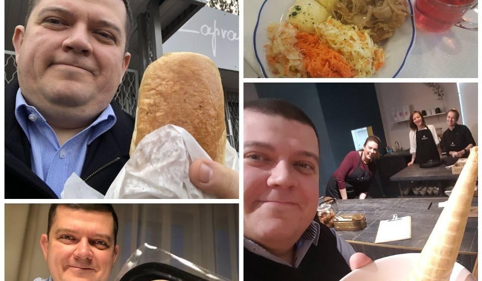 Film do artykułu: Lubuskie. Tu się żyje: Prezydent Jacek Wójcicki i jego wycieczka po smakach Gorzowa. Na trasie lody, bułki z pieczarkami i domowe mielone