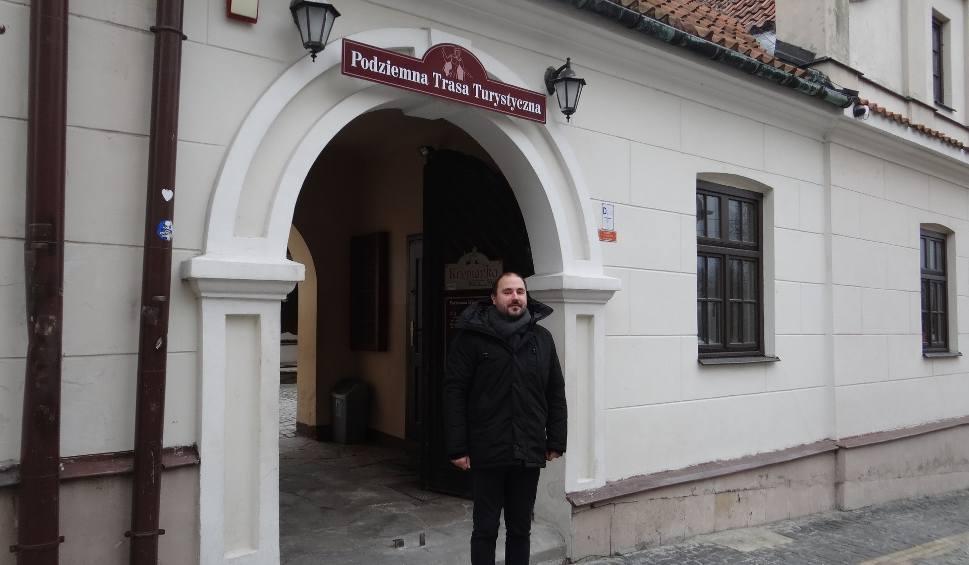 Film do artykułu: Mija 40 lat od uruchomienia Podziemnej Trasy Turystycznej w Sandomierzu