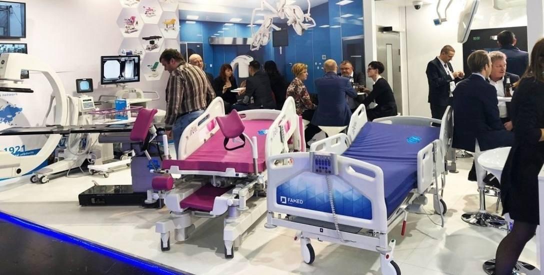 Żywiecki Famed w gotowości do wsparcia służby zdrowia. Szpital w Pekinie wyposażony w łóżka szpitalne