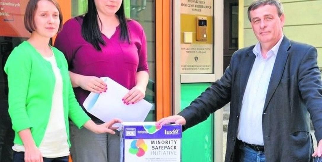 W Polsce na rzecz inicjatywy Minority SafePack zebrano ponad 27 tysiecy podpisów.