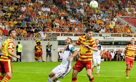 We wrześniowym meczu obu drużyn lepsza była Jagiellonia, która pokonała w Białymstoku Wisłę 2:1