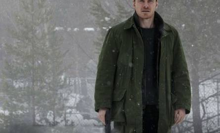 """Michael Fassbender w filmie """"PIerwszy śnieg"""""""