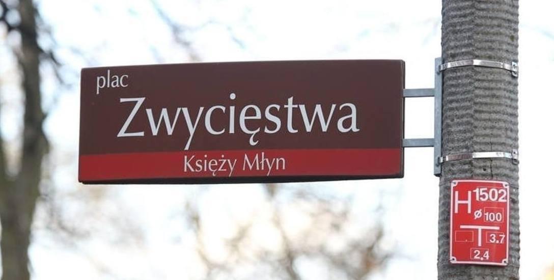 Rada Miejska podjęła decyzję o zmianie nazwy pl. Lecha Kaczyńskiego na pl. Zwycięstwa