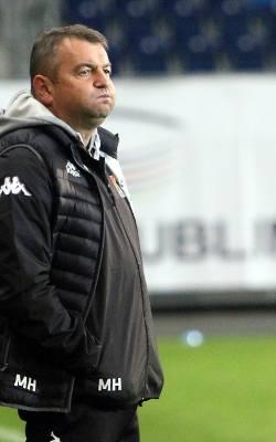 Mirosław Hajdo, trener Motoru