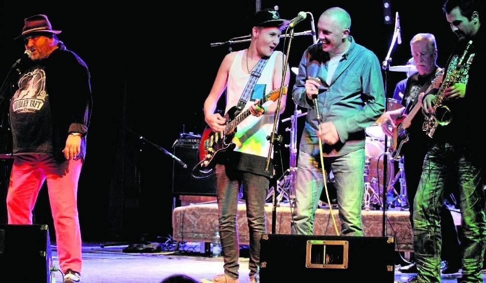 Film do artykułu: Udany gorący wieczór z rockiem i bluesem w Kielcach