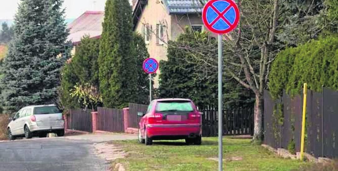 Na ul. Jodłowej i Cisowej będzie można parkować na poboczu