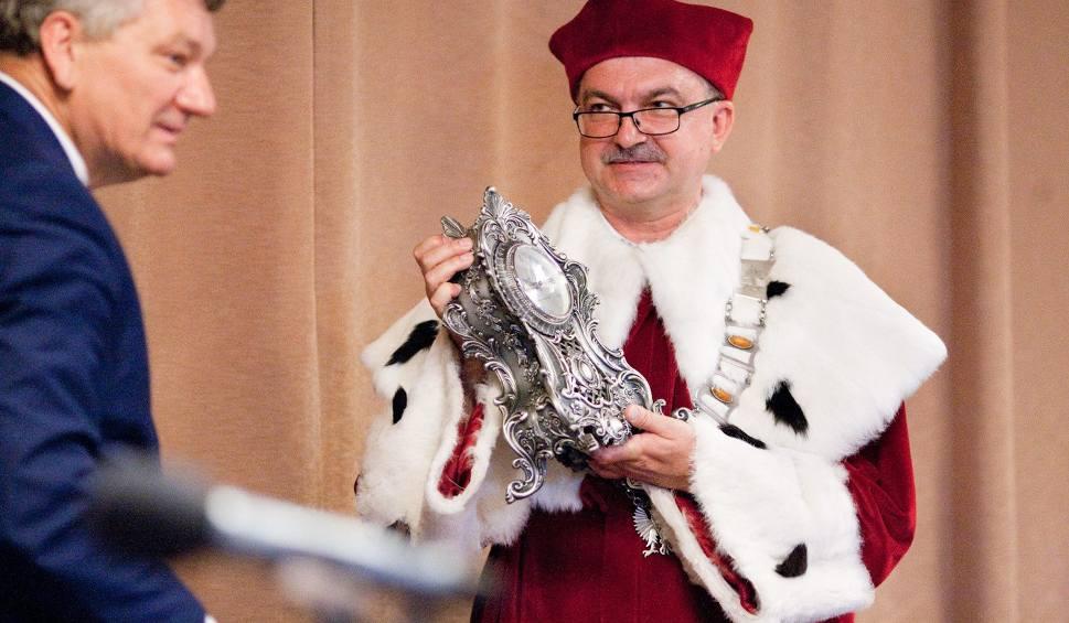 Film do artykułu: Profesor Roman Drozd pożegnał się z Akademią Pomorską
