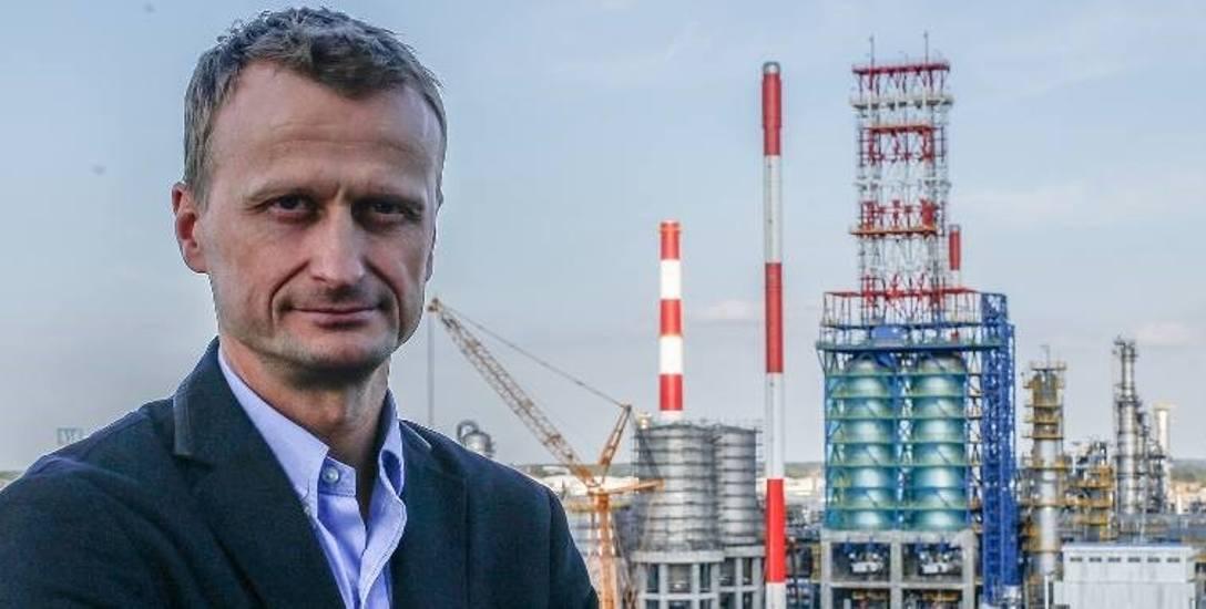 Marcin Jastrzębski, prezes Grupy Lotos, stracił stanowisko