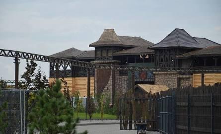 Energylandia to obecnie jeden z największych parków rozrywki w Europie