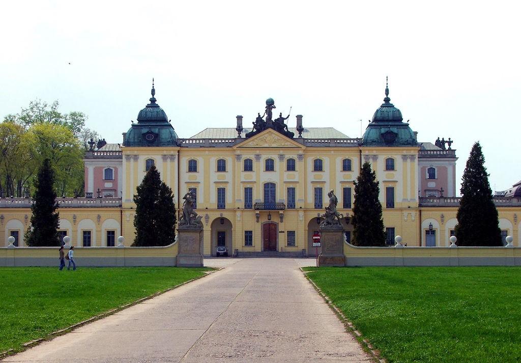 Siedziba Branickich w Białymstoku [1]