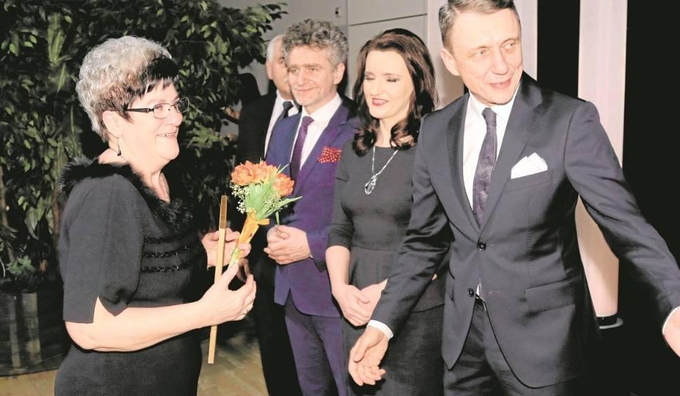 Film do artykułu: Zakład fryzjerski Haliny Matyjas, laureat Lauru Piękna w powiecie pińczwskim, ma receptę na sukces
