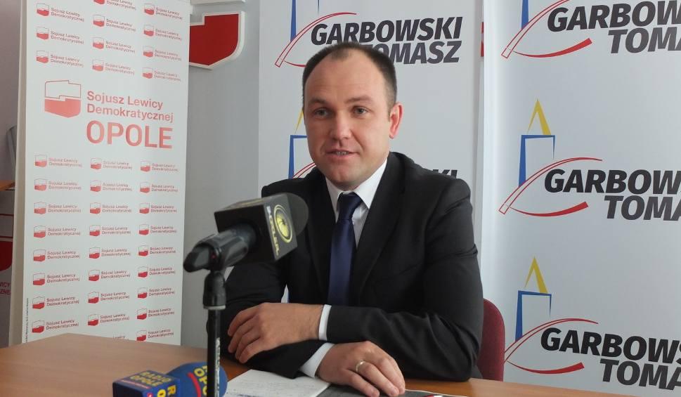 Film do artykułu: Tomasz Garbowski pogratulował Patrykowi Jakiemu [wideo]