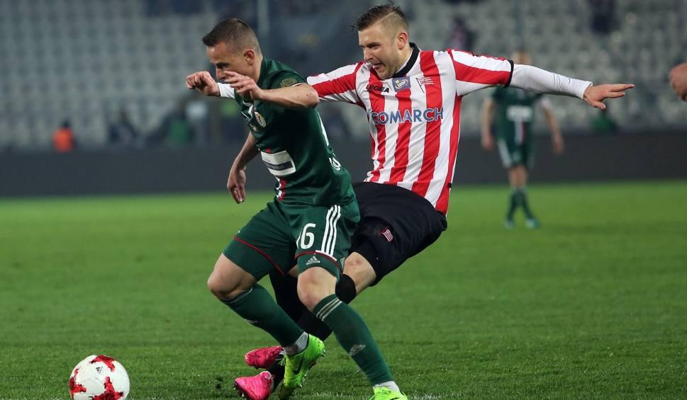Film do artykułu: Cracovia już z Marcinem Budzińskim, ale bez Mateusza Cetnarskiego