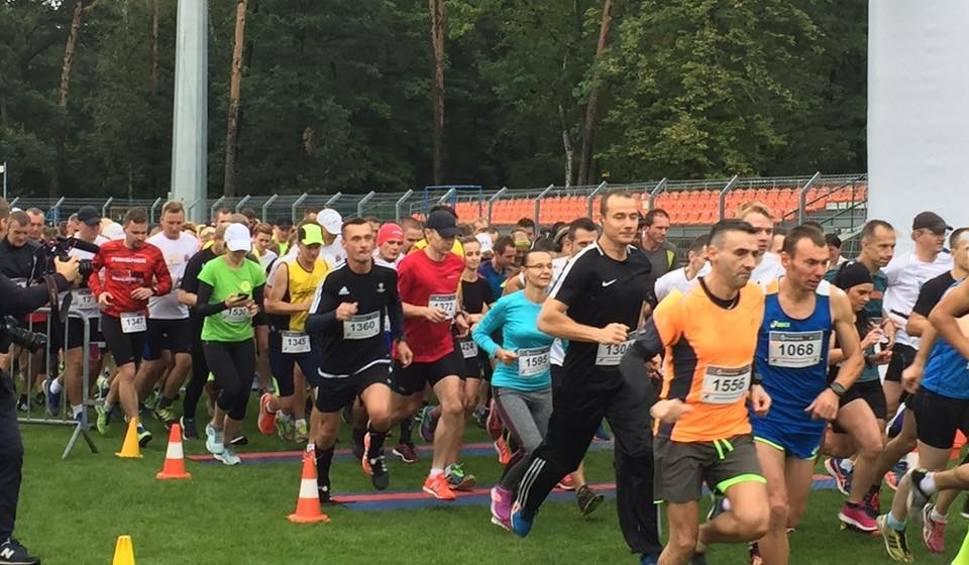 Film do artykułu: Ponad 200 zawodników wystartowało w V Biegu o Złotą Barć [zdjęcia]