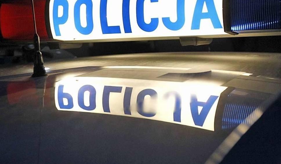 Film do artykułu: Nocny manewr w gminie Michałów. Jechał bez uprawnień, więc na widok radiowozu zawrócił