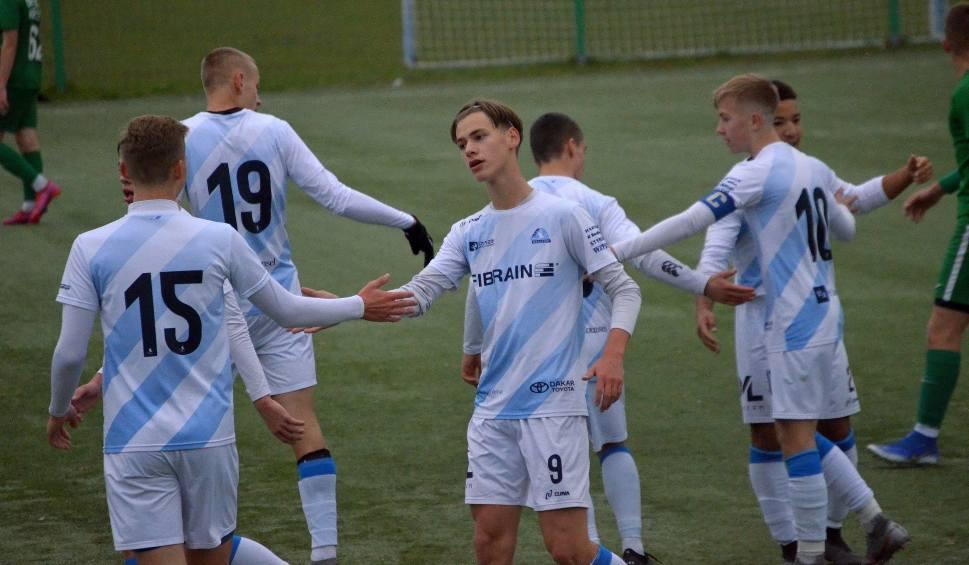 Film do artykułu: Centralna Liga Juniorów: Stal Rzeszów jedną nogą w rozgrywkach wiosennych CLJ U17. Rzeszowianie rozbili Orlęta Kielce 6:0