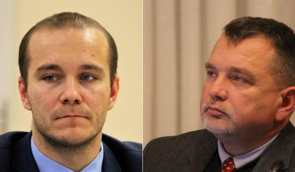 Film do artykułu: Andrzej Zapałowski i Maciej Kamiński nowymi wiceprzewodniczącymi Rady Miejskiej w Przemyślu