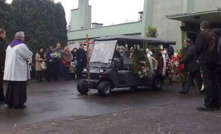 Dziś pogrzeb zabitej na przejściu dla pieszych (zdjęcia)
