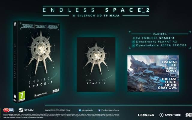 Endless Space 2: Kosmiczna premiera już za tydzień (wideo)