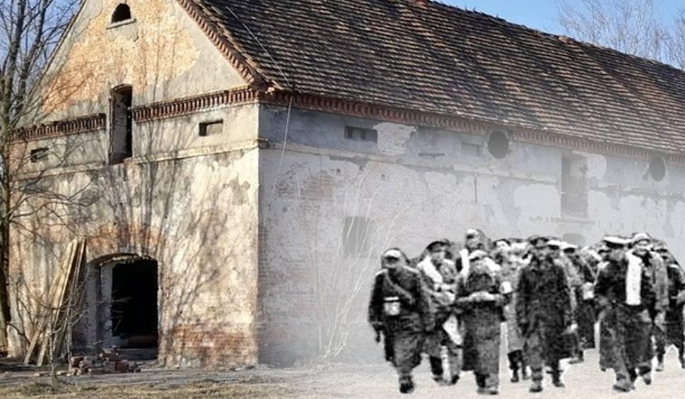 Film do artykułu: 75. rocznica Wielkiej Ucieczki: w kompleksie Pałacowo Folwarcznym w Lipnej odsłonią tablicę pamięci Długiego Marszu alianckich jeńców