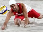 Siatkówka plażowa. Drugie miejsce  Fijałka i  Bryla w Las Vegas